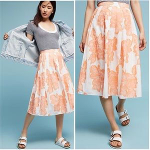 ❤️Anthropologie Arboretum Skirt❤️